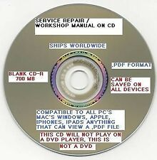 Kubota LA1403EC Front Loader (ONLY) Workshop Service Shop Repair manual CD