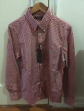 Ben Sherman Bnwt button down shirt, Skinhead, Heritage Series, S l/s