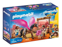 70074 Playmobil Pegasus Del / Marla Playmobil The Movie 41 Pieces Ages 5 Years+