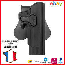 Holster CQC Type 1911 Amomax Noir Airsoft