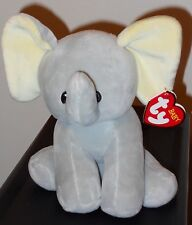 2017 Baby Ty Bubbles the Elephant - Brand New Line from the Ty Company ~ Mwmt'S