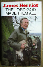 The Lord God Made Them All.SIGNED? by James Herriot (Hardback, 1981)