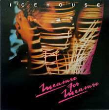 Icehouse-Measure For Measure-LP-1986 Regular Records issue G/Fold-RML 53180