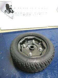 1 Rear Wheel for Golden Technologies Companion I&2 GC340&440 260x85 # 3628