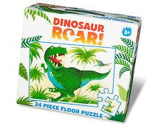 Nuevo Dinosaurio Roar 24 Pieza Rompecabezas Paul Lamond