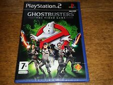 Ghostbusters: The Video Game (Sony PlayStation 2, 2009) NewSealed Pal