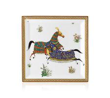 Hermes Cheval d'Orient - Piatto Quadrato N.4 Hermes Cheval d'Orient 009844P