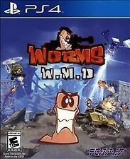 NEW PS4 Worms W.M.D All Stars (Sony PlayStation 4, 2016)