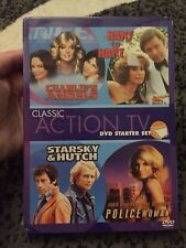 Classic Action TV (DVD) Charlie's Angels, Hart to Hart, Starsky & Hutch