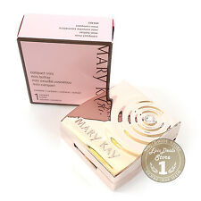 Mary Kay Compact Mini Case MakeUp Unfilled Empty Limited Edition New NIB