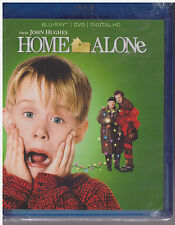 HOME ALONE (Blu-ray/DVD,2015,2-Disc,Digital Copy, 25th Ann) NEW WITH RARE SLEEVE