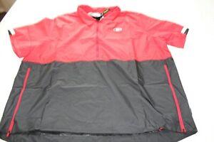 Nike Georgia Bulldogs Football Coach Windbreaker Jacket Mens Sz 3XL CQ5160-657