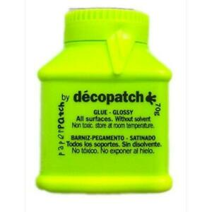 Decopatch Paperpatch Varnish Glue Glossy - 70g - White