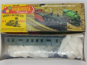 ROUNDHOUSE 50' OVERLAND MAIL 5202 AT & SF STILL SEALED!