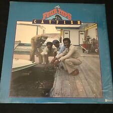 FOUR TOPS Catfish 1976 ABCD 968 LP Vinyl VG+ Cover VG+