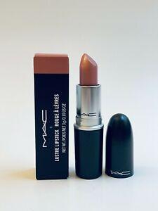 MAC Lustre Lipstick #517 POLITELY PINK 0.10 oz New with box