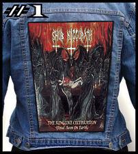 SHUB NIGGURATH  --- Huge Jacket Back Patch Backpatch --- Various Designs