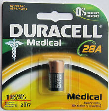 2PC Duracell PX28AB Alkaline Medical Battery 6V A544 4LR44 PX28A