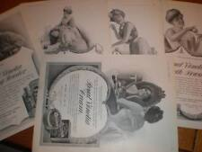 10 large Royal Vinolia women's beauty UK adverts 1911