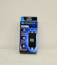 !Fluval 2 Channel LED Lamp Timer