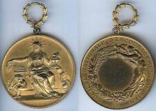 Médaille de prix - Société nationale encouragement au bien Soeur Céleste 1896