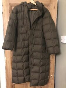 Lands End Down Coat Size Small
