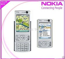 ORIGINAL Nokia N95 Black Silver 100% UNLOCKED GSM Smartphone N Warranty 2016 5MP
