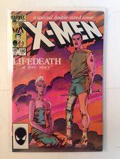 Uncanny X-men 186 Near Mint Life Death A Love Story