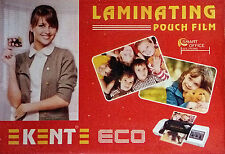 ID Card Size Lamination Pouches-Special Discounted Price-OFFER BUY 3 GET 1 FREE