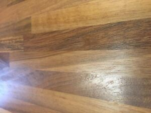Prime Walnut Solid Wood Worktop, All sizes available, Real Wood Worktops