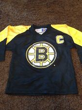NHL Boston Bruins CCM #19 Thornton Size Youth Small  Jersey