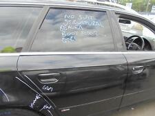 AUDI A4 RIGHT REAR DOOR/SLIDING B7 (A4), WAGON, 11/04-03/08 04 05 06 07 08
