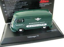 """VW T1 """"Zündapp Kundendienst"""" 1/43 SCHUCO RARE!"""