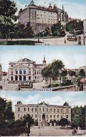 uralte AK, Altenburg S.-A. Herzogl. Schloss Hoftheater Museum 1913
