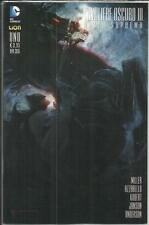 BATMAN CAVALIERE OSCURO III RAZZA SUPREMA 1 VARIANT GAMES ACCADEMY  , NUOVO !!