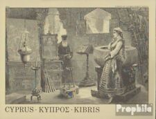 Cyprus block12 (complete issue) unmounted mint / never hinged 1984 Engravings