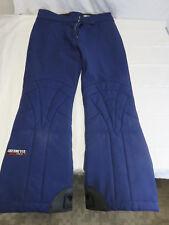 MENS BLUE OBERMEYER GORE TEX SKI PANTS SIZE 38