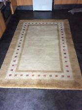 PACIFIC DELUXE, 6' x 4', BRAND NEW, HAND-MADE, THICK, FINE WOOL, FREE DELIVERY