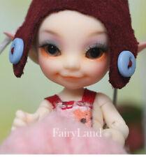 """New 1/13 Resin BJD MSD Lifelike Doll Joint Doll Women Girl Gift Realpuki Toki 4"""""""