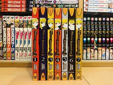 PRINCESS RESURRECTION 1-7 Manga Collection Complete Run Volumes Set ENGLISH RARE
