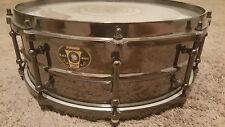 "Ludwig Black Magic Snare 14""x6"" w/ hard case"
