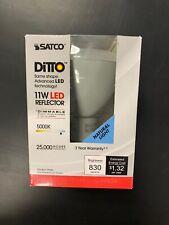 Satco S9045 11 Watt LED BR30 5000K