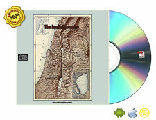 The land of promise or The Bible land and its revelation Illustrated eBook CDROM