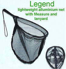 Legend Landing Net Scoop Net Trout & Grayling Lightweight Scoop Landing Net