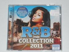 R&B THE COLLECTION 2011 2CD Unplayed LADY GAGA Katy Perry NELLY Usher