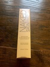 Urban Decay Naked Skin Weightless Ultra Definition Liquid Makeup Shade 12 New!