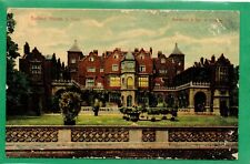 HOLLAND HOUSE (COPE CASTLE) * MANOR OF KENSINGTON * PRE. 1940 BOMBING *F.74