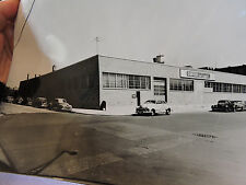 RARE 1954 DANNON YOGURT FACTORY L.I. City Queens NYC most famous GREEK Family