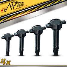 A-premium 4x Ignition Coils for Chrysler 200 Sebring Dodge Caliber Jeep Compass