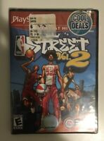 NBA Street Vol. 2 (Sony PlayStation 2, 2003) Sealed!!